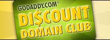 GoDaddy.com Discount Domain Club